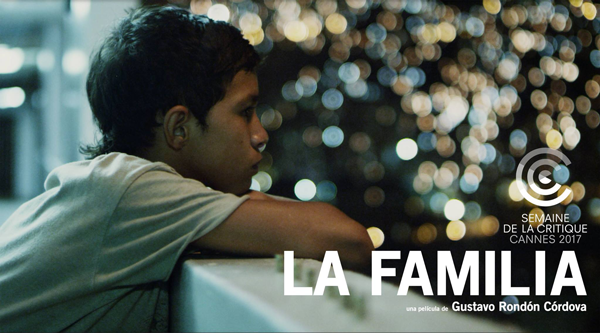 LA FAMILIA <h5>at 56th Semaine de la Critique – Cannes 2017</h5>